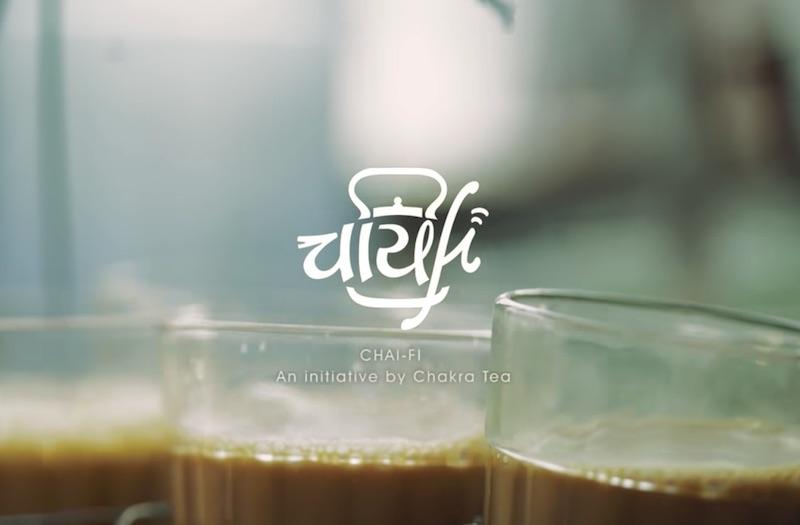 Chai–Fi A tea kettle that generates Wi-Fi