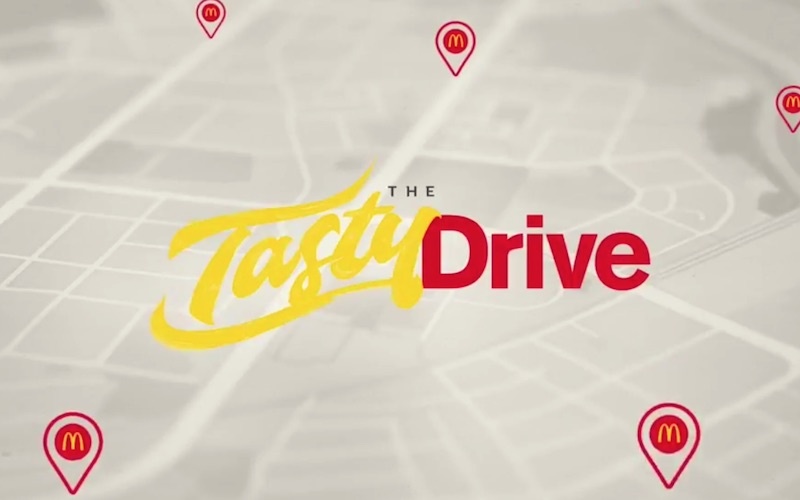 Renault - The Tasty Drive
