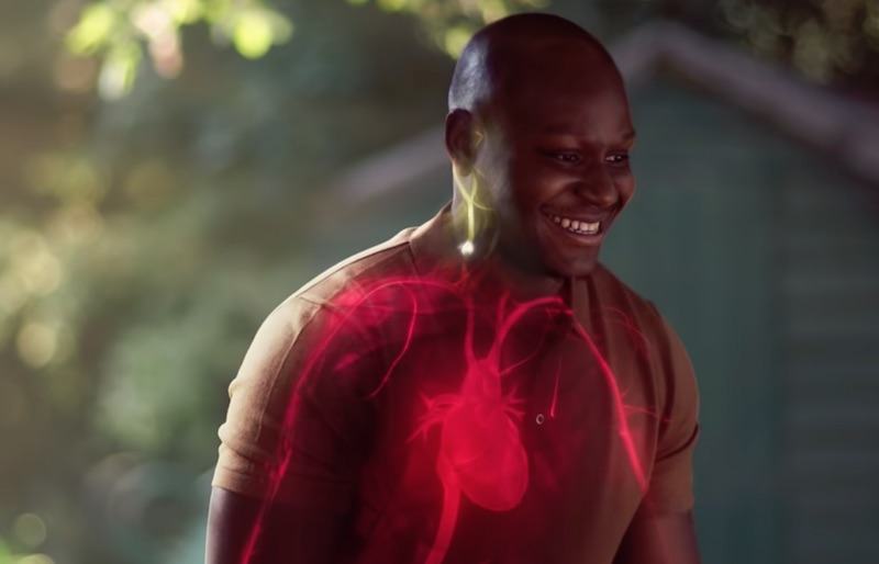 British Heart Foundation - It Starts With Your Heart