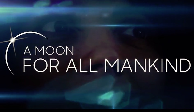 A Moon For All Mankind