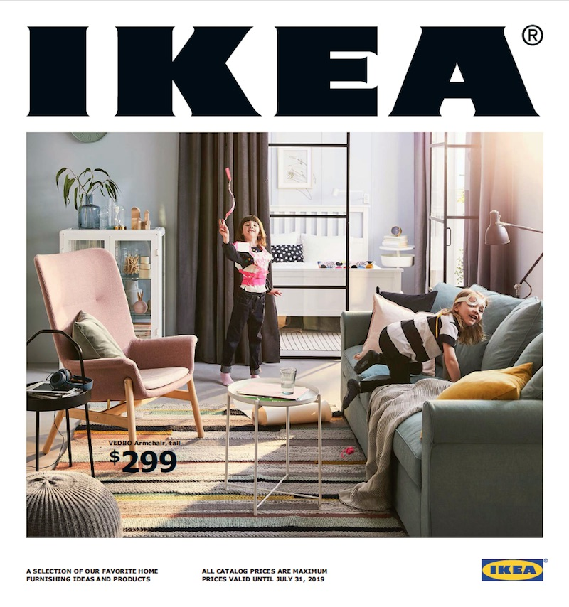 2019 IKEA Catalog