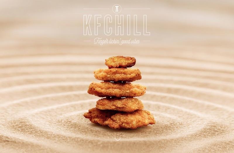 KFChill - Finger Lickin' Good Vibes