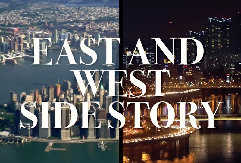 East and West Side Story