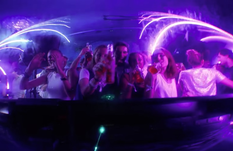 Desperados Deep House | PARTY IN THE WORLD'S DEEPEST POOL