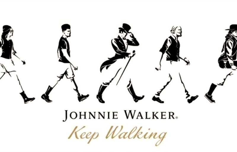 Johnnie Walker | The progress of one is the progress of all
