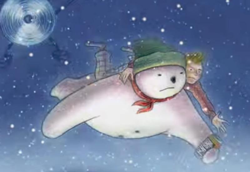 IRN-BRU Snowman - The Sequel