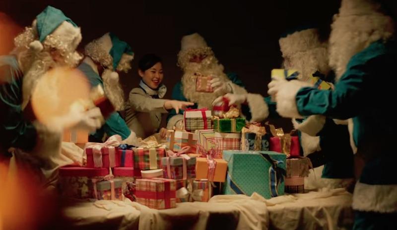 ANA Christmas Video 2018