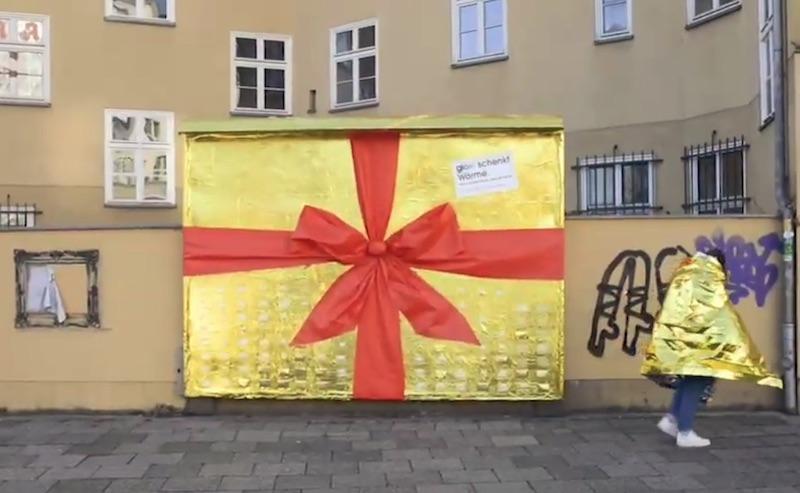 The warmest poster of Berlin