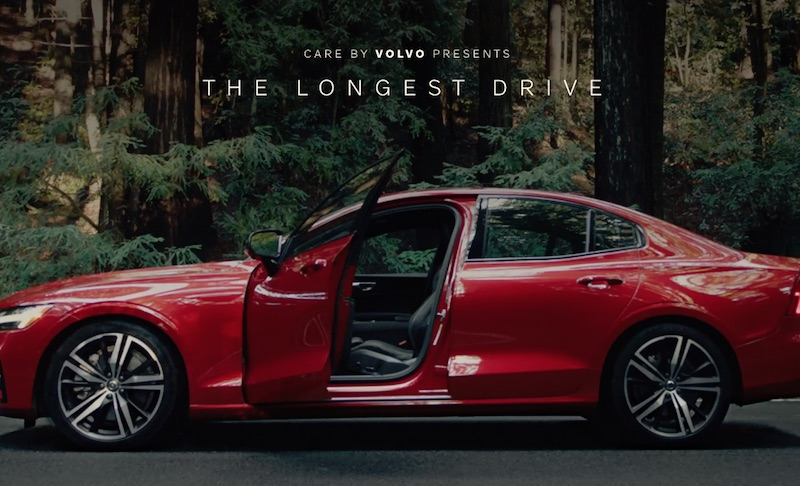 The 2019 Volvo S60 | The Longest Drive