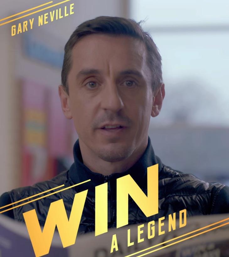 Buy a Legend, Win a Legend
