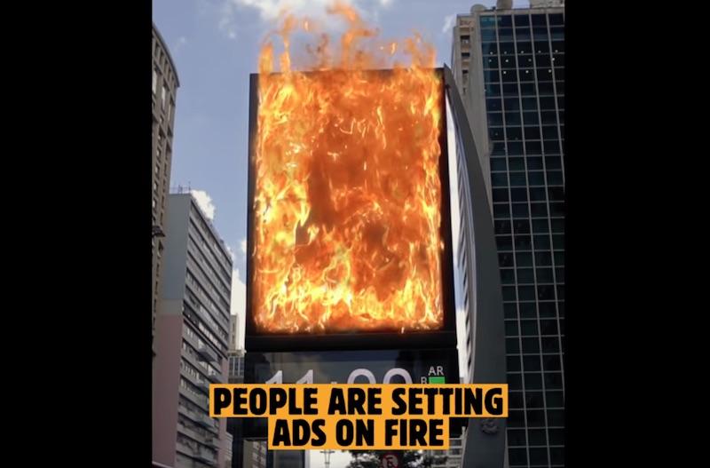 Burn That Ad