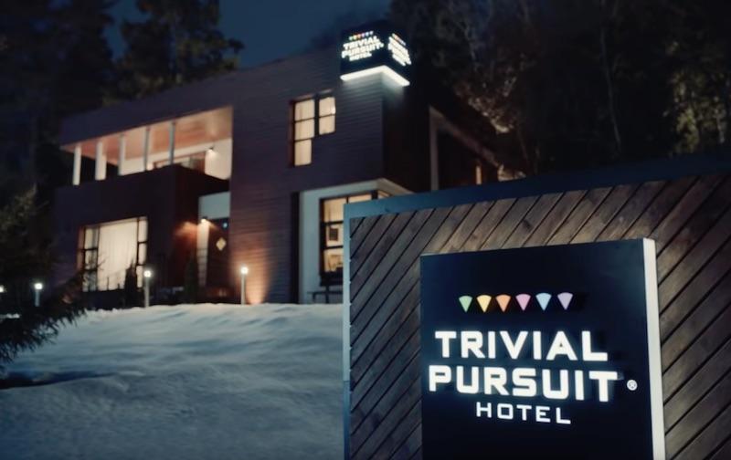 Trivial Pursuit Hotel