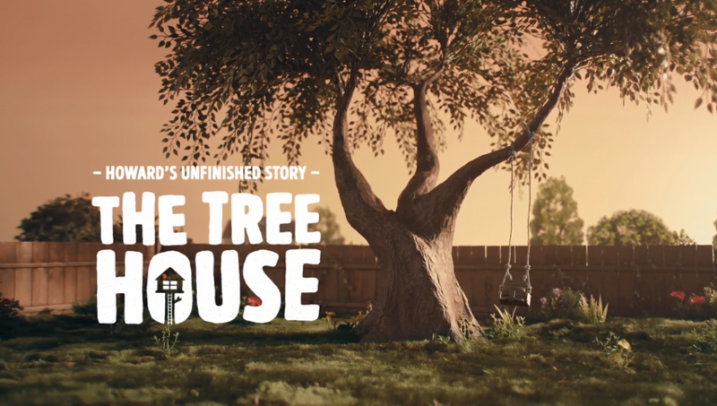 Unfinished Stories The Tree House