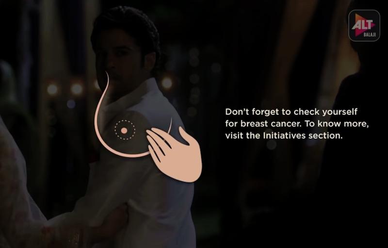 Breast Buffer | Breast Cancer Awareness | ALTBalaji Initiative