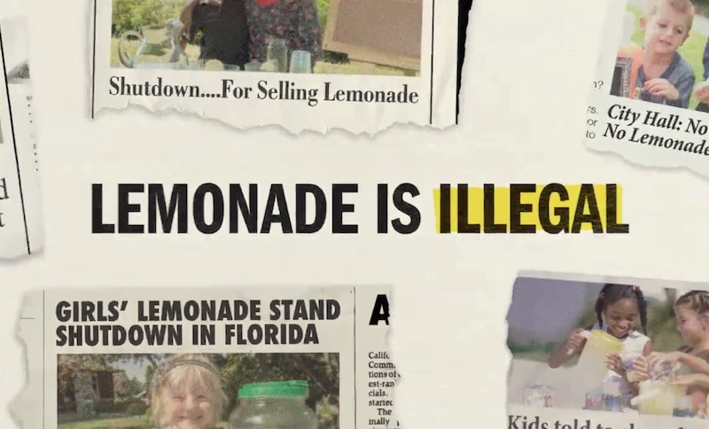 Legalize Lemonade   Country Time