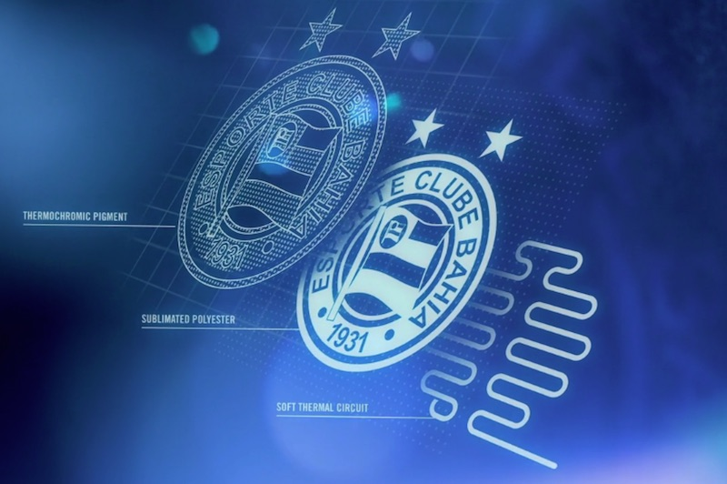 Camouflage Jersey • Esporte Clube Bahia