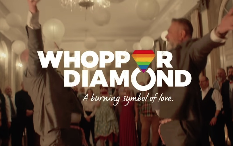 BURGER KING | Whopper Diamond