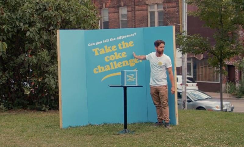 Take the Coke Challenge!