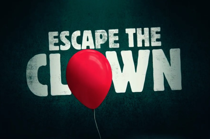 Escape the clown