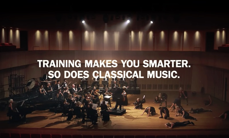 Björn Borg - The World's Smartest Workout Song