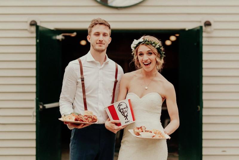 KFC Weddings