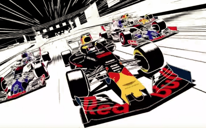 THE FINISH LINE IS NEVER THE END | Powered By Honda | Honda Racing F1