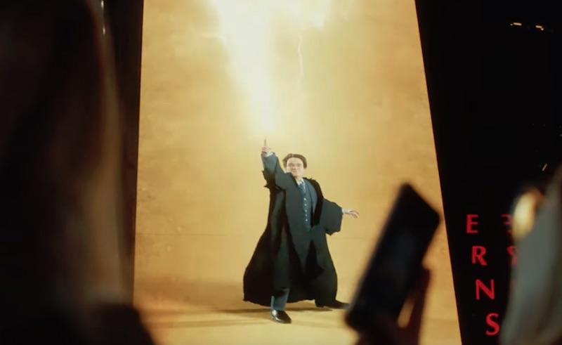 New York Times Square Takeover – Harry Potter und das verwunschene Kind