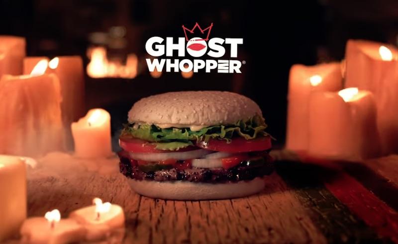 Burger King   The Spirit Taste Test