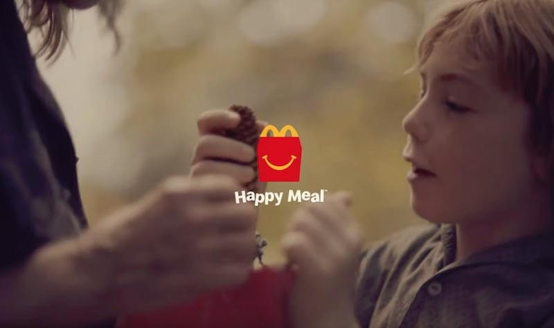 McDonald's - Happy Meal - Childhood is inside