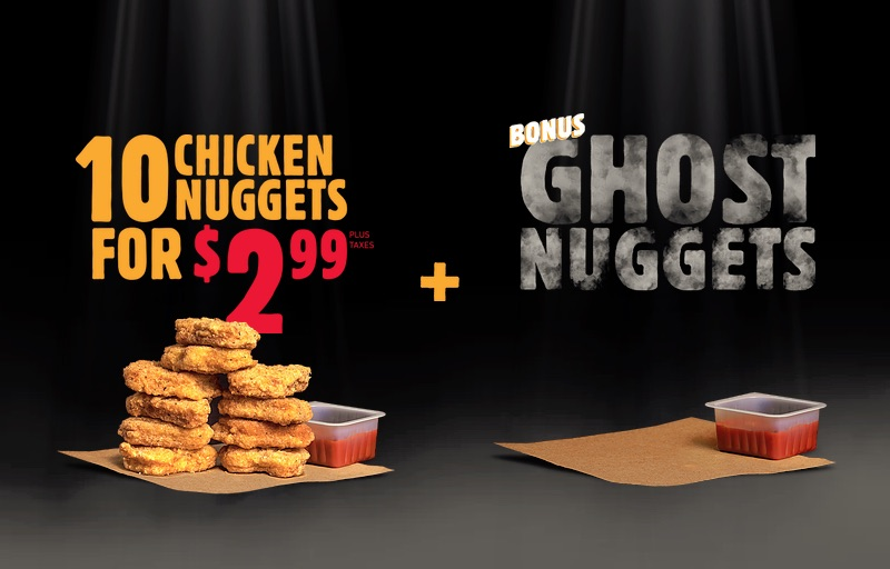Ghost Nuggets