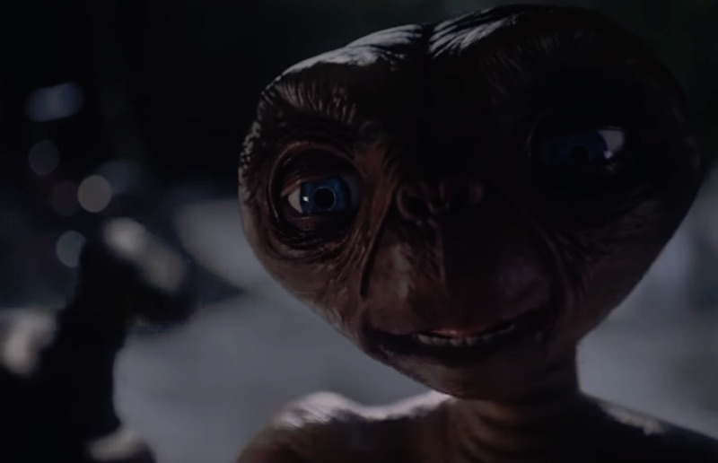 Sky Christmas Ad 2019 | E.T. Came Home For Christmas 🎄☝️