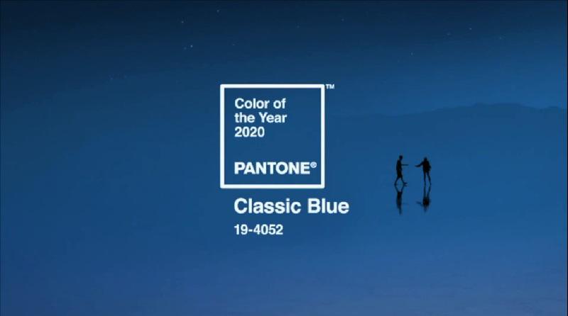 Pantone Color of the Year 2020(PANTONE 19-4052)