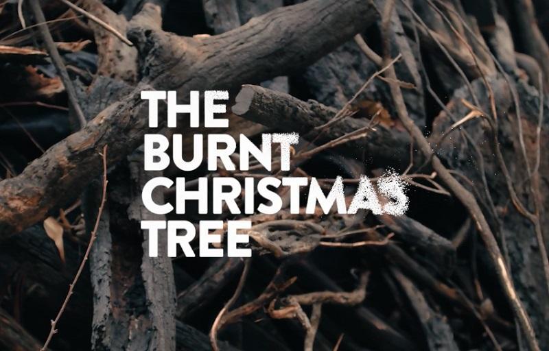 The Burnt Christmas Tree