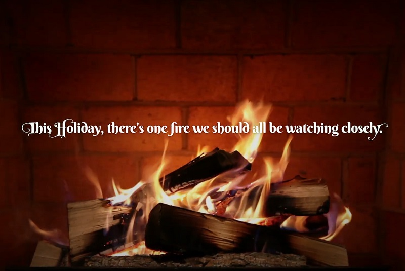 The Most Important Yule Log