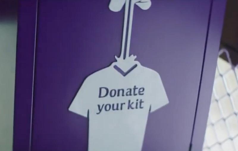 Cadbury NZ Donate Your Kit