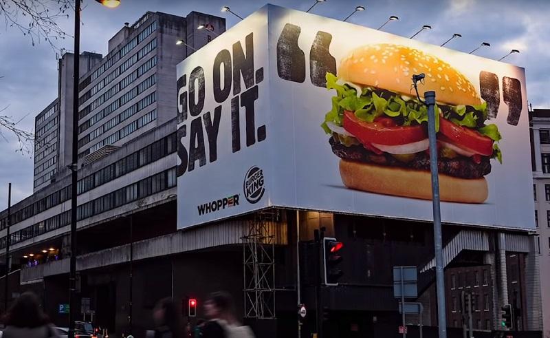 Burger King | A Whopper of a Secret