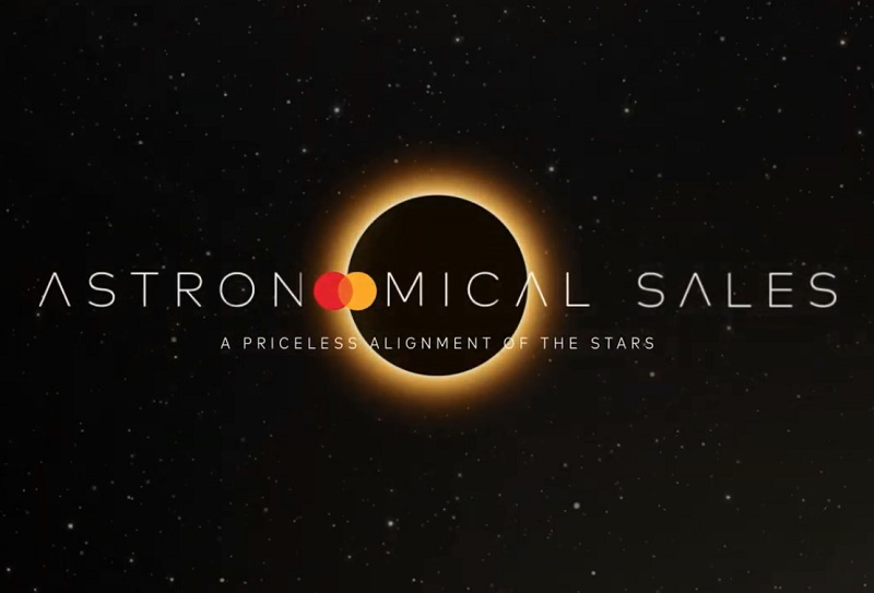 ASTRONOMICAL SALES