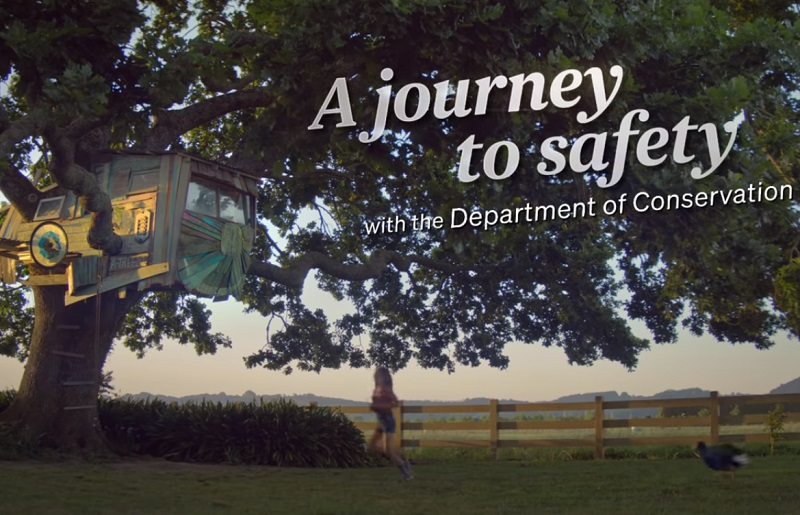 A Journey to Safety - #AirNZSafetyVideo