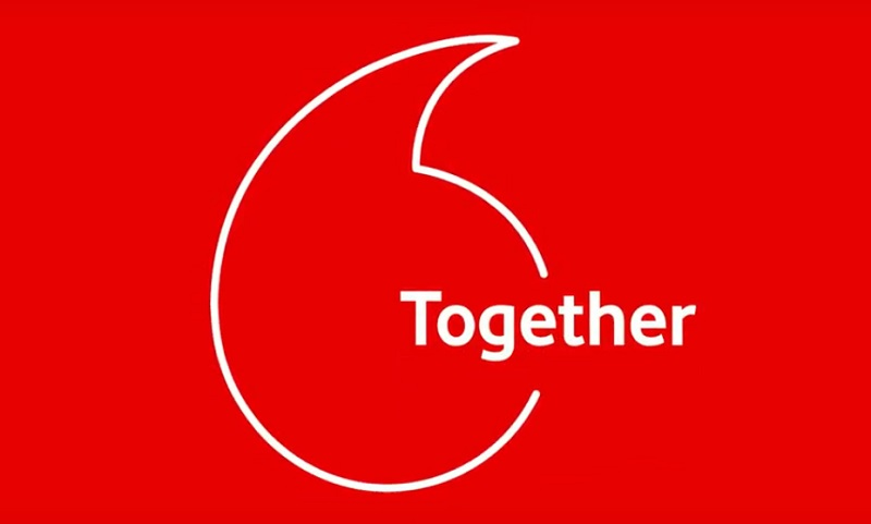 #ReadyTogether Together con la GigaNetwork di Vodafone