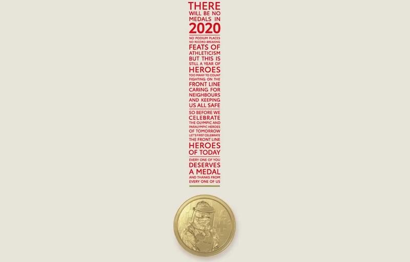 Toyota Heroic medal