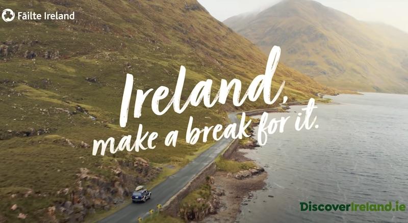 Ireland, Make a Break For It