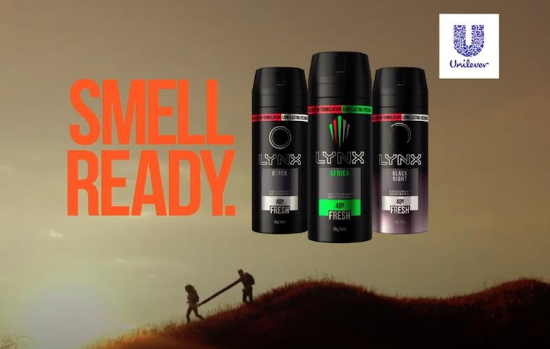 Lynx Smell Ready