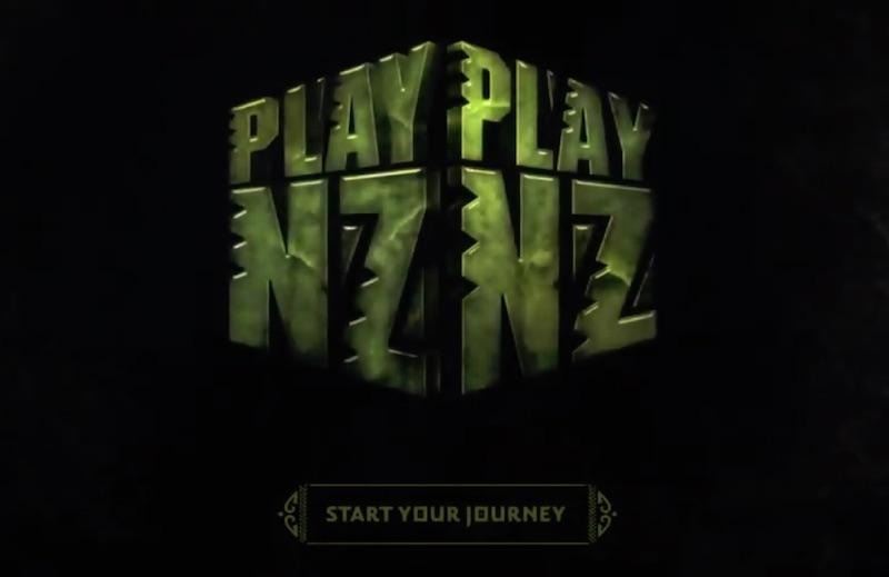 Tourism New Zealand PLAY NZ