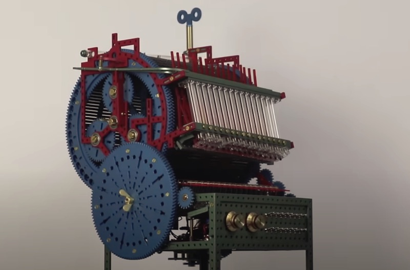 MMXS - A tribute to the Marble Machine X