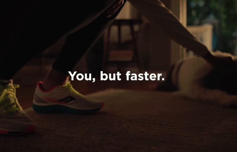 Endorphin Collection: You but faster ... than your dog