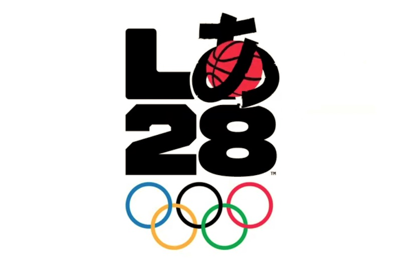 LA28 Emblem Debut