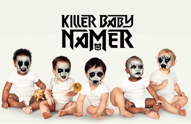 The Killer Baby Namer