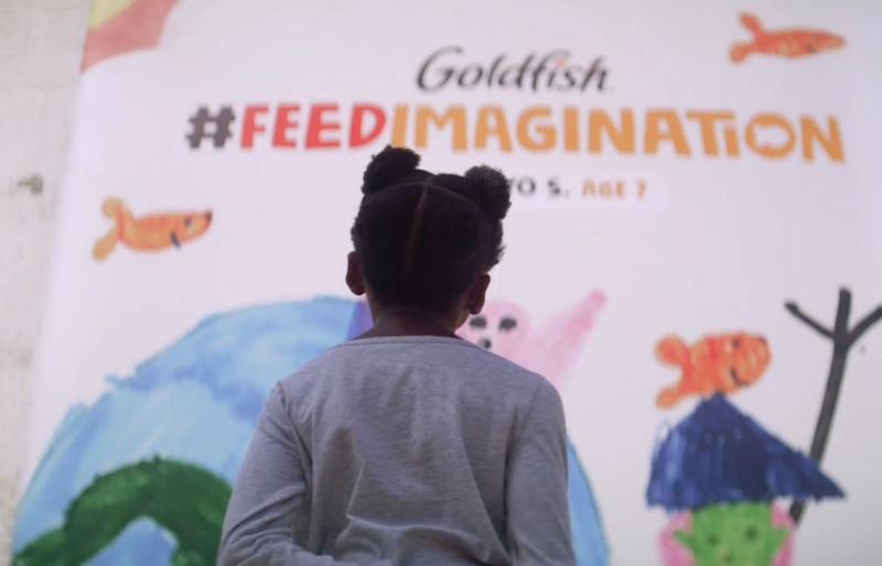 Goldfish Cracker® #FeedImagination