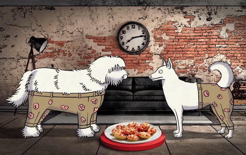 Bagel Bites | How Dogs Wear Pants: A Bite Sized Debate