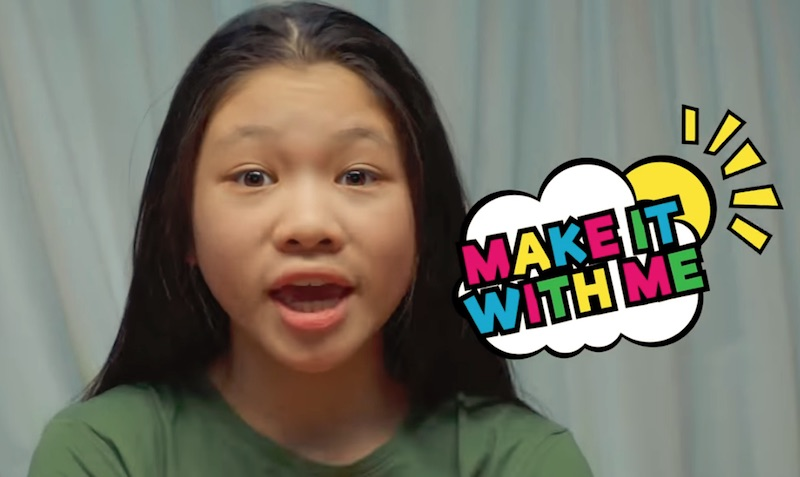 NEW Doll Making Challenge by kids!